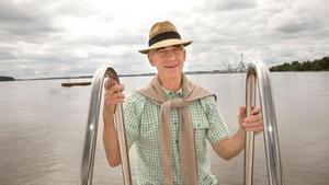 Pär Anders Fahlén tycker om sin hemstad Västerås och gillar särskilt läget vid Mälaren. Arkivbild.