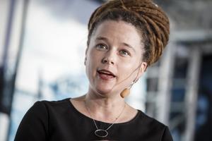 Regeringen återinför det statliga stödet till kommuner som bedriver kulturskoleverksamhet, avslöjar kulturminister Amanda Lind (MP). Arkivbild: Simon Rehnström/TT