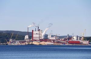 Östrandsfabriken i Timrå satsas det stort på.