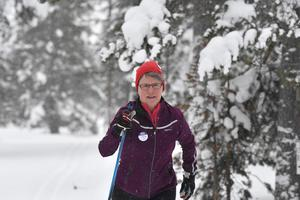 Vasaloppet en högtidsdag i Oxberg, som julaftonen och TjejVasan har blivit en fest för mig, säger Sonja Dahlström.