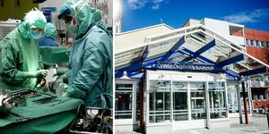 Insändaren ställer en fråga om hur kirurgin i Ö-vik ska utvecklas. Tf sjukhusdirektör Lena Carlsson svarar direkt. Arkivbilder