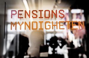 Statliga Pensionsmyndigheten ansvarar för bostadstillägg. Foto: Tomas Oneborg/TT