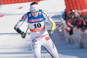 Linn sömskar var ensam svenska i finalen i lördagens sprint.