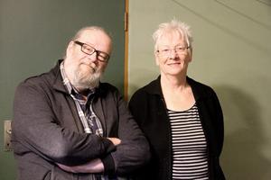 Göran Johansson och Anita Kullander startade viltrehab i Horndal i mars/april i år.