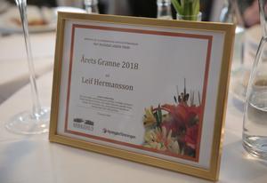 För första gången i Smedjebackens historia har Årets Granne utnämnts i kommunen.