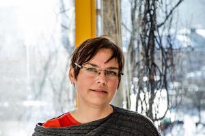 Christiane Rüdiger (V), ordförande i NAVI.