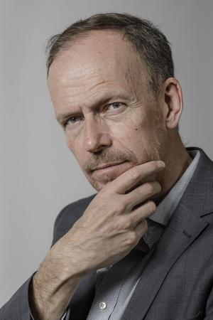 Mikael Kurkiala, docent i kulturantropologi och forskare hos Svenska kyrkan. Foto: Mikael M Johansson/Verbum