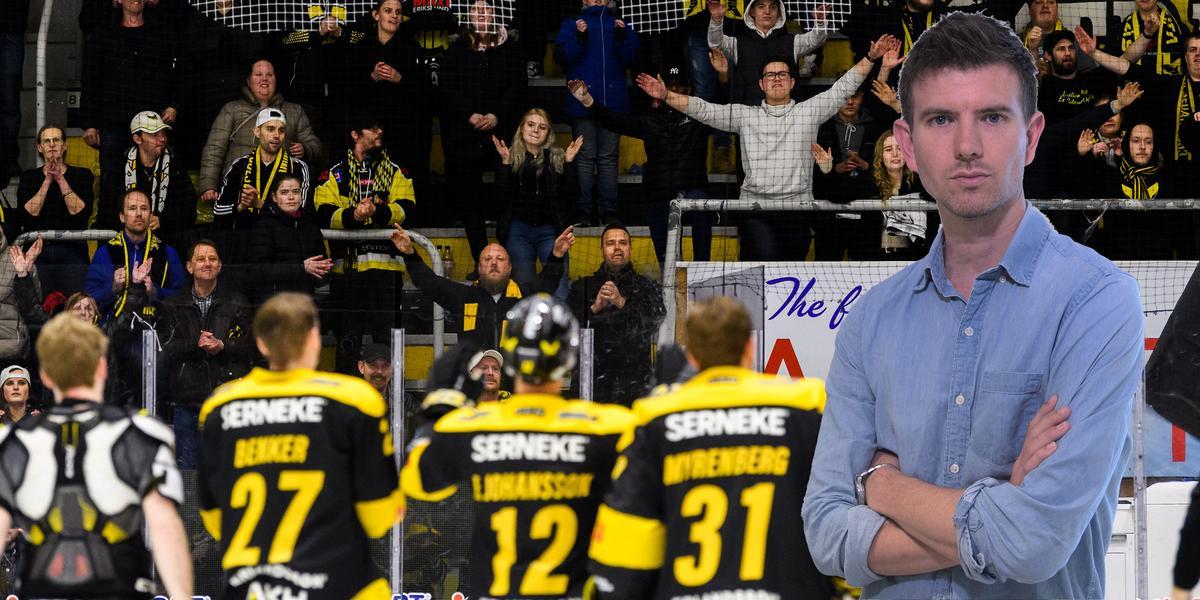 Hoffström: Ett självklart beslut att lägga ner säsongen – pinsamt agerande av klubbarna
