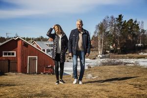 Paret hoppas att specialistmottagningen i Uppsala ska hjälpa dem.