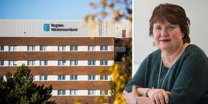 När nya sjuksköterskor ibland får högre lön än sjuksköterskor med flera års erfarenhet så blir det ibland en bidragande orsak till att personal säger upp sig. Eva Lena Olsson