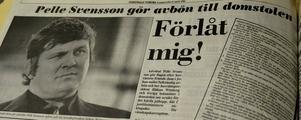 Efter hovrättens friande dom var advokat Pelle Svensson upprörd och anklagade rätten för vänskapskorruption. Efteråt tvingades han ta tillbaka anklagelserna efter starka påtryckningar.