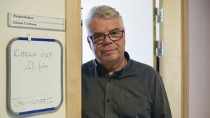 Göran Carlsson har gått i pension - för att resa mer.