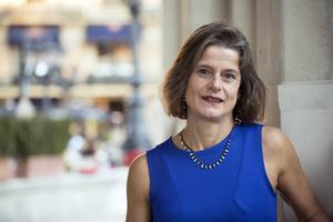 Helena Wessman blir ny rektor för Kungliga Musikhögskolan. Foto: Horacio Villalobos / TT