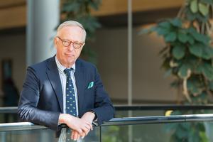 Gunnar Hökmark är ordförande för tankesmedjan Frivärld.