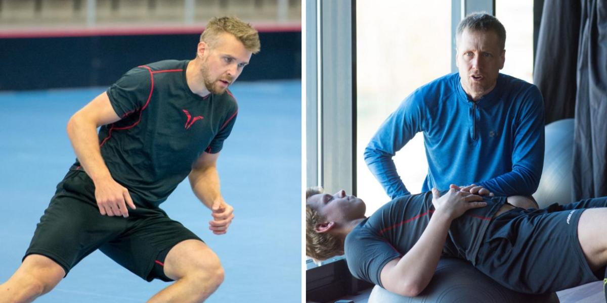 Forwardens värden imponerar – Modo gör bokslut för stark träningsperiod: