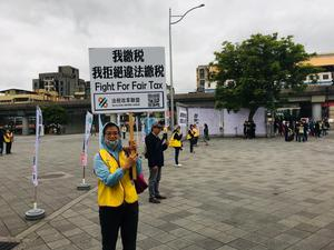 Om det finns ett hemland för protester, demonstrationer och civil olydnad så är det Taiwan.