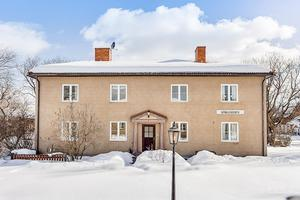Villa Sörgården i Vassbo. Foto: SkandiaMäklarna Falun