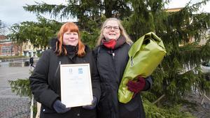Anna Landin och Åsa Landin.