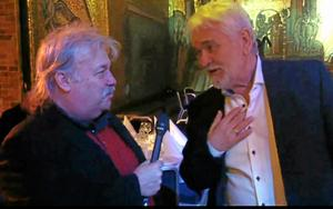 Det går inte att minnas Leif Claesson utan att nämna hans intresse för schlagermusik och Melodifestivalen.