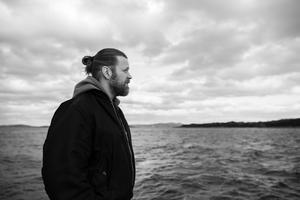 Skärgården i Nynäshamn har gett inspirationen till Peter Nordbergs nya singel. Foto: Siv Sivertsen