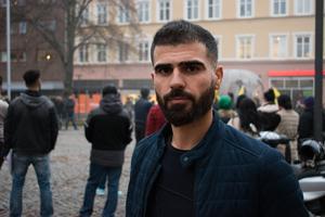 Sandi Anter har sina föräldrar kvar i Syrien.