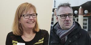 Ludvika kommuns toppchefer Barbro Forsberg Nystedt och Jan Lundberg får påökt med 2 000 kronor i månaden.