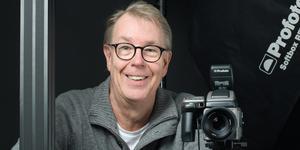 Fotografen Stefan Åhbeck tog många bilder på Ramones när punkrockbandet var i Sverige. Nu publiceras flera av bilderna i den nyutkomna boken