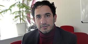 Ardalan Shekarabi (S) är civilminister.