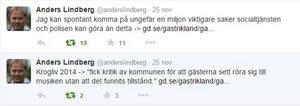 Det finns en miljon viktigare saker än otillåten dans som polisen och socialtjänsten borde ägna sig åt, enligt Aftonbladets ledarskribent Anders Lindberg.