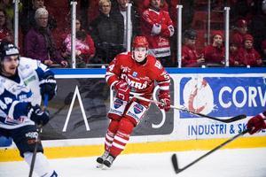 Jonathan Dahlén får med största sannolikhet höra sitt namn ropas upp av ett NHL-lag under draften i helgen.