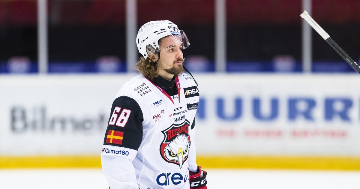Brodecki lämnar Redhawks för spel i Finland