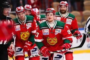 Foto: Daniel Eriksson/BildbyrånDavid Kase stod för två (1+1) poäng.