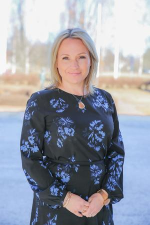 Monica Lundin.