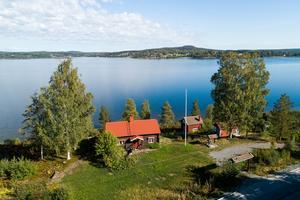 Den här fastigheten utanför Örnsköldsvik såldes för drygt 2,8 miljoner.