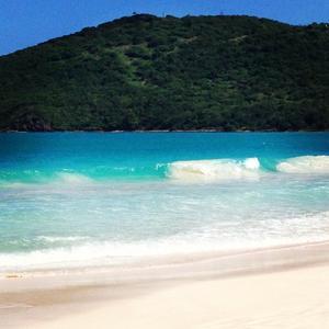 Flamenco Beach, Culebra, Puerto Rico. Foto: Maria Gertell, Ticket