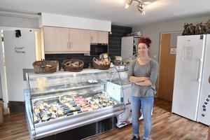 Marika Renhuvud blir den som ska driva Renbitens nya butik i Falun.