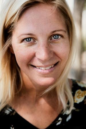 Patricia Wallin Granhagen är vd för Falu P.