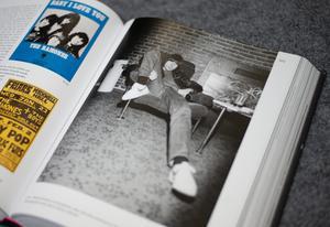 Gitarristen Johnny Ramone gick bort 2004. Foto: Stefan Åhbeck