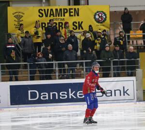 2017/18 gjorde Johannes Camilton 28 mål för ÖSK. På lördagen var han tillbaka som målskytt i Behrn arena – för Unik.