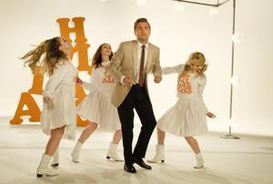 Leonardo DiCaprio spelar Rick Dalton. Nyss stjärna, snart föredetting, i Quentin Tarantinos