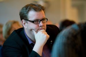Bengt Sörlin (KD) får mothugg direkt i partiet om Sollefteå sjukhus.Bild: Jan Olby