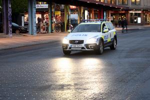 Polisen kallades till Navet i samband med bråket.
