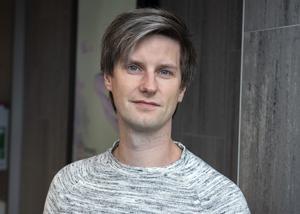 Håkan Landin, 33, industriarbetare, Härnösand