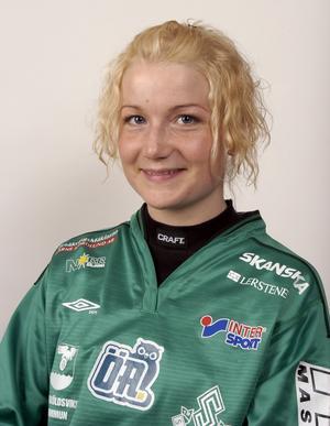 Malin Lundberg. Bild: ÖA
