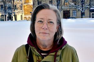 Katarina Ljungberg, 52 år, konstnär, Sundsvall: