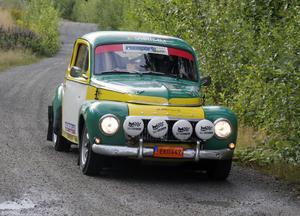 Idag är det inte många gamla PV som rullar i rallyskogarna, ett skäl är att delarna med åren blivit svindyra, särskilt plåtdetaljer.