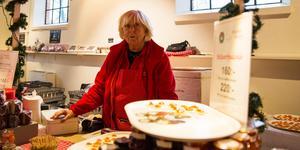 Inger Sundkvist från Birgittas matbod.
