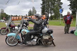 1500 bikers räknar arrangörerna med att ska komma till Mora.