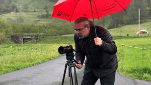 Filmregissören Hakan Aytekin.