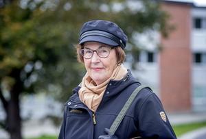 Britt-Marie Beijron, 76 år, pensionär, Granlo.
